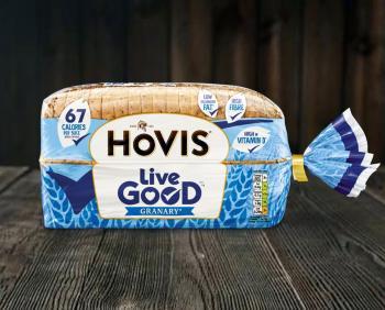 Hovis<sup>®</sup> Live Good™*<sup>†</sup>
